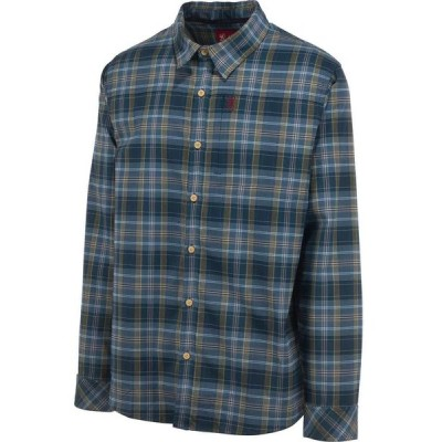 ブローニング Browning メンズ トップス Beacon Shirt Midnight Navy Plaid