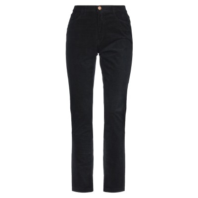 トラサルディ ジーンズ TRUSSARDI JEANS パンツ ブラック 31 コットン 97% / ポリウレタン 3% パンツ