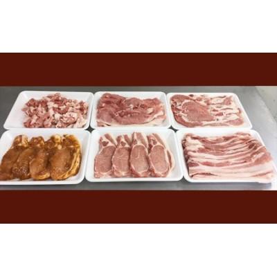 絶品ハーブポーク肉汁したたる至福の6種盛