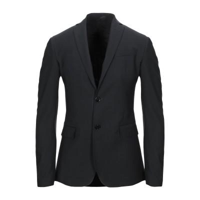 トラサルディ ジーンズ TRUSSARDI JEANS テーラードジャケット ブラック 46 ポリエステル 65% / レーヨン 35% テーラード