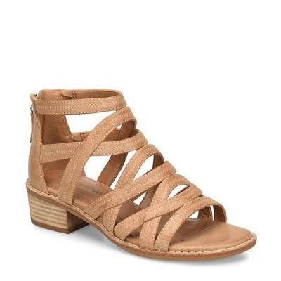 コンフォーティバ レディース サンダル シューズ Betha Leather Gladiator Sandals