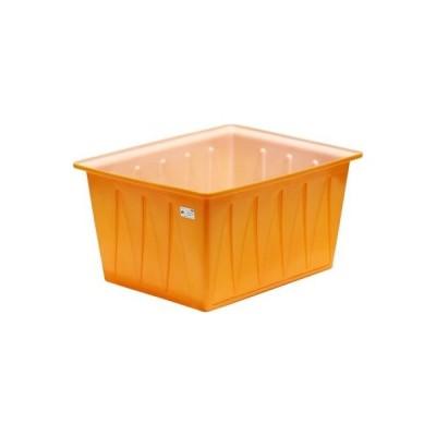 スイコー K型容器 K-300 オレンジ 【代金引換不可】【個人宅不可】