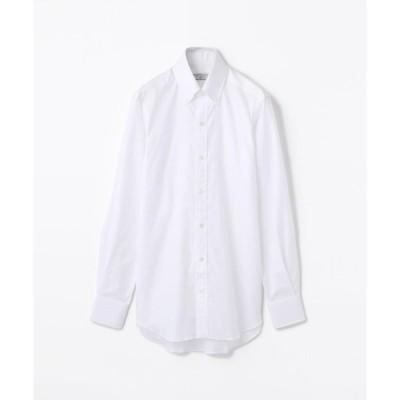 【TOMORROWLAND MENS】140/2コットンロイヤルオックスフォード ボタンダウン ドレスシャツ NEW BD−4
