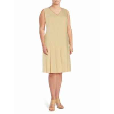 ラファイエット148ニューヨーク レディース ワンピース Emery Paneled Cotton-Blend Dress