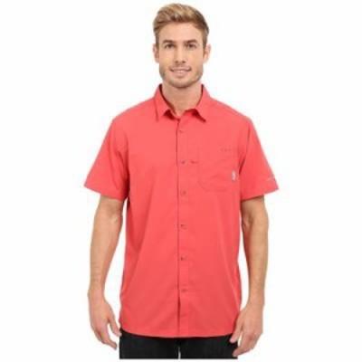 コロンビア その他シャツ Slack Tide Camp Shirt Sunset Red