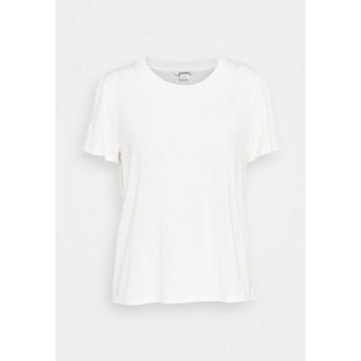 モンキ Tシャツ レディース トップス JOLINA - Basic T-shirt - white