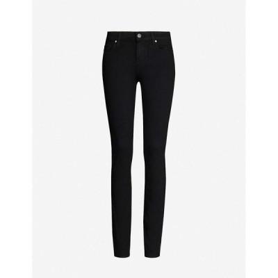 ペイジ PAIGE レディース ジーンズ・デニム スキニー ボトムス・パンツ Skyline skinny mid-rise jeans BLACK SHADOW