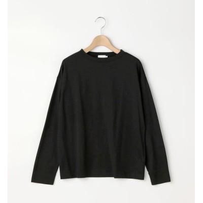 【ビショップ/Bshop】 【handvaerk】ボトルネック長袖Tシャツ WOMEN
