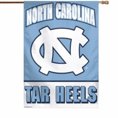 WinCraft ウィンクラフト スポーツ用品  WinCraft North Carolina Tar Heels 28 x 40 Full Name House Flag