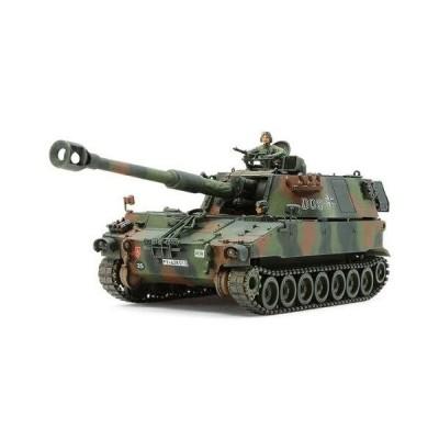 ドイツレンポウM109A3Gジソウ 1/35 ドイツ連邦軍 M109A3G自走砲