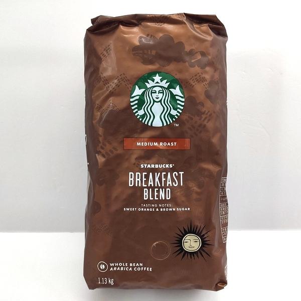 [COSCO代購] W614575 Starbucks Breakfast Blend 早餐綜合咖啡豆 1.13公斤 2組