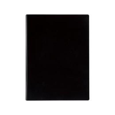 セキセイ/アクティフV クリップファイル〈マグネプラス〉 A4タテ ブラック