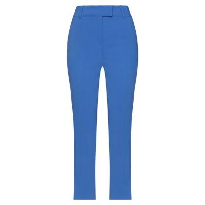 アレッサンドロデラクア ALESSANDRO DELL'ACQUA パンツ ブルー 40 ポリエステル 90% / ポリウレタン 10% パンツ