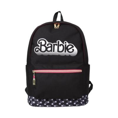 【カバンのセレクション】 バービー ジェシカ リュック Barbie 57121 ユニセックス ブラック フリー Bag&Luggage SELECTION