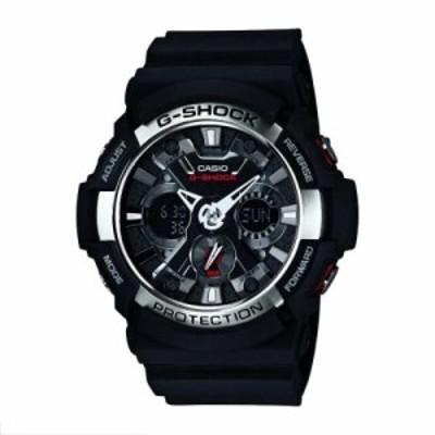 腕時計 カシオ メンズ Casio GA200-1A Men's Analouge Watch with World Time Function