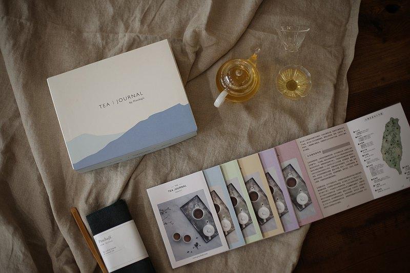 【線上】【Tea Journal 品味茶誌2.0】書房的小茶塾
