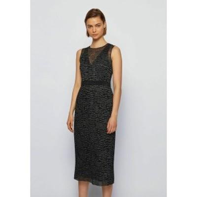 ボス レディース ワンピース トップス DELYNNA - Shift dress - patterned patterned
