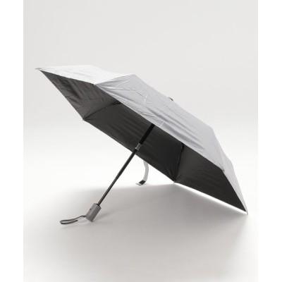 THE BAREFOOT / 【 -0& / ゼロアンド 】 晴雨兼用日傘 自動開閉折傘 50cm パラソル 熱中症対策に OGW・・ MEN ファッション雑貨 > 折りたたみ傘
