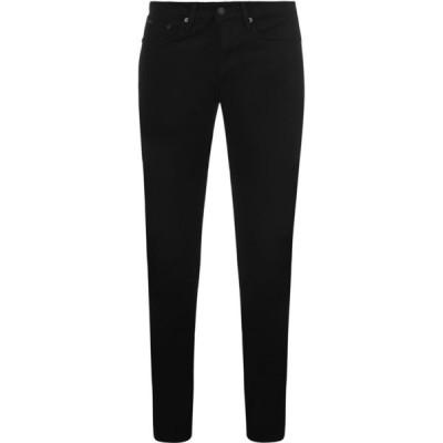 ラルフ ローレン POLO RALPH LAUREN メンズ ジーンズ・デニム ボトムス・パンツ Eldridge Jeans Black Stretch