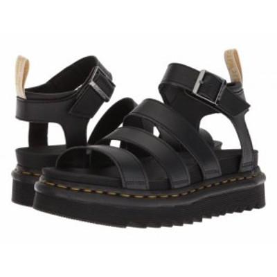 Dr. Martens ドクターマーチン レディース 女性用 シューズ 靴 サンダル Vegan Blaire Black Felix Rub Off/Black Soft PU【送料無料】