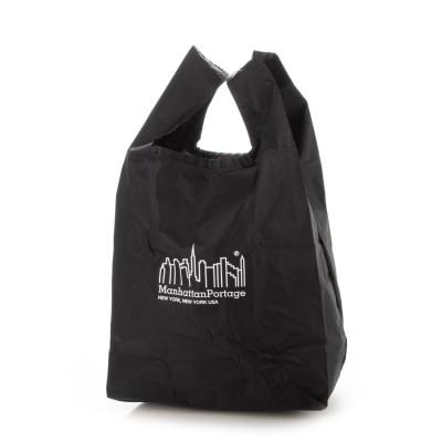 マンハッタンポーテージ Manhattan Portage Packable Eco Bag (Black)