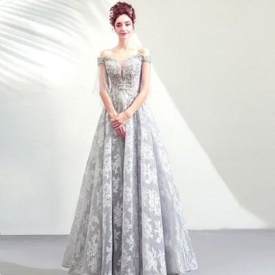 ロングドレス カラードレス パーティードレス ウェディングドレス 発表会 大きいサイズ 結婚式 ピアノ 二次会 ドレス 前撮り 演奏会用ドレス 結婚式 お呼ばれ