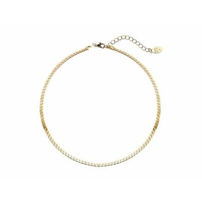 エイトアザーリーズンズ ネックレス・チョーカー・ペンダントトップ アクセサリー レディース So Simple Chain Necklace Gold