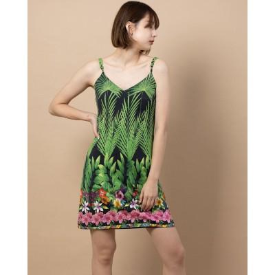 デシグアル Desigual ドレス (グレー/ブラック)
