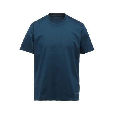 ATTACHMENT T シャツ ディープジェード I コットン 100% T シャツ