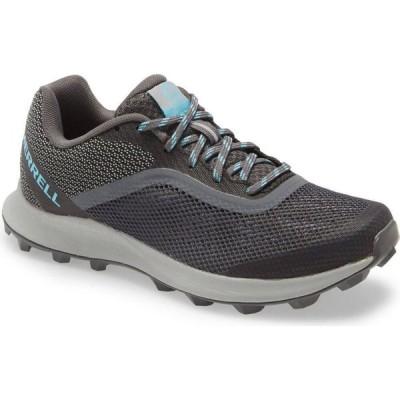 メレル MERRELL レディース ランニング・ウォーキング シューズ・靴 MTL Skyfire Trail Running Shoe Grey Fabric