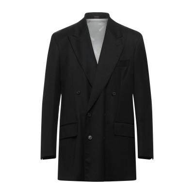 マウロ グリフォーニ MAURO GRIFONI テーラードジャケット ブラック 50 バージンウール 100% テーラードジャケット