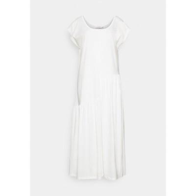 ラウンジ ナイン ワンピース レディース トップス HERMIONE DRESS - Jersey dress - snow white