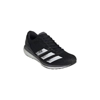 adidas/アディダス  adizero Boston 8 m 30.5cm コアブラック×フットウェアホワイト×グレーファイブ EG7892