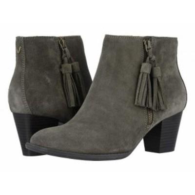 VIONIC バイオニック レディース 女性用 シューズ 靴 ブーツ アンクル ショートブーツ Madeline Exclusive Olive【送料無料】