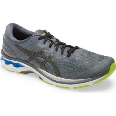 アシックス ASICS メンズ ランニング・ウォーキング シューズ・靴 GEL-Kayano 27 Running Shoe Grey/Grey