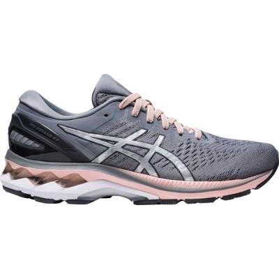 アシックス ASICS レディース ランニング・ウォーキング シューズ・靴 GEL-Kayano 27 Running Shoes Grey/Silver
