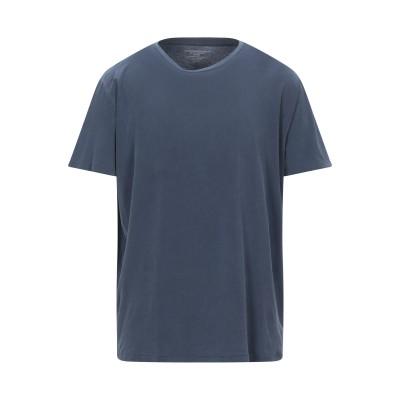 マジェスティック MAJESTIC FILATURES T シャツ ブルーグレー XXL コットン 94% / ポリウレタン 6% T シャツ