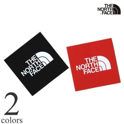 THE NORTH FACE ノースフェイス TNFスクエアロゴステッカーミニ NN32015 シール ロゴ キャンプ道具 キャンプギア 車 バイク