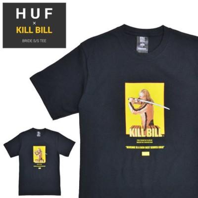 HUF × KILL BILL ハフ × キルビル Tシャツ BRIDE S/S TEE 半袖 カットソー トップス TS01536 単品購入の場合はネコポス便発送
