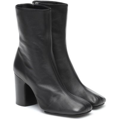 アクネ ストゥディオズ Acne Studios レディース ブーツ ショートブーツ シューズ・靴 leather ankle boots Black