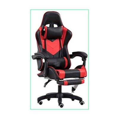 File Cabinets Armchair Gaming Chair Footrest Computer Racing Player Chair High Back Executive Ergonomic Desk Office Chair Headrest Lumbar Support Stoo