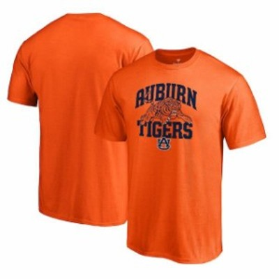 Fanatics Branded ファナティクス ブランド スポーツ用品  Fanatics Branded Auburn Tigers Orange Hometown Collection T-Shirt