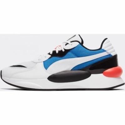 プーマ Puma メンズ スニーカー シューズ・靴 RS 9.8 Fresh Trainer White/Palace Blue