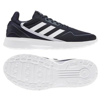アディダス ゼッドランニング ZEDRUNNING M EG3694 メンズ スニーカー : ブラック×ホワイト adidas