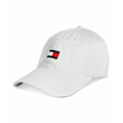 トミー ヒルフィガー メンズ 帽子 アクセサリー Men's Ardin Cap Classic White