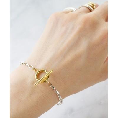 ISOLATION / 【ZOZO限定】SIGNAL/シグナル Box Chain Bracelet / ボックスチェーンブレスレット WOMEN アクセサリー > ブレスレット