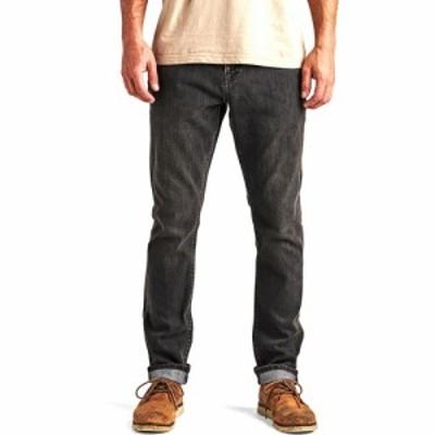 ロアークリバイバル Roark メンズ ジーンズ・デニム スキニー・スリム ボトムス・パンツ hwy 133 slim straight jeans Worn Black