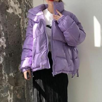 レディース ダウンジャケット コート ショート丈 ベスト 2way 無地  アウター おしゃれ 長袖 サイドジッパー ゆったり 体型カバー 売れ筋