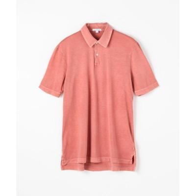 【トゥモローランド】 ベーシック ポロシャツ MSX3337 メンズ 34ピンク系 1(M) TOMORROWLAND