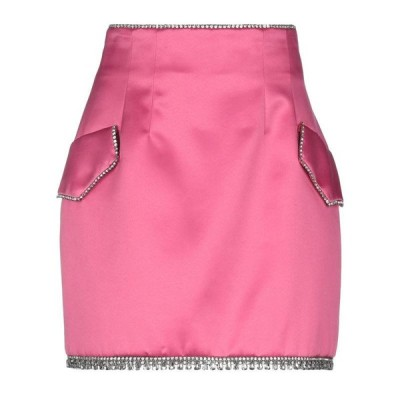 GIUSEPPE DI MORABITO ミニスカート  レディースファッション  ボトムス  スカート  ロング、マキシ丈スカート フューシャ